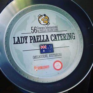 Ladypaella Paella Competition