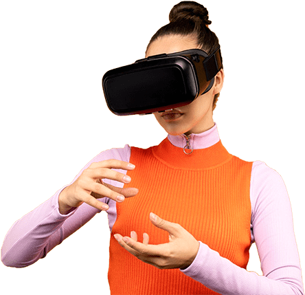 virtual Market girl